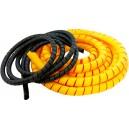 Osłona węża HG-20 żółta